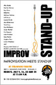 Improv Stand-Up at the Strawdog Theatre