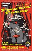 Freakin Funny (Red Cast)