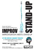 Improv Stand-Up at the Duplex