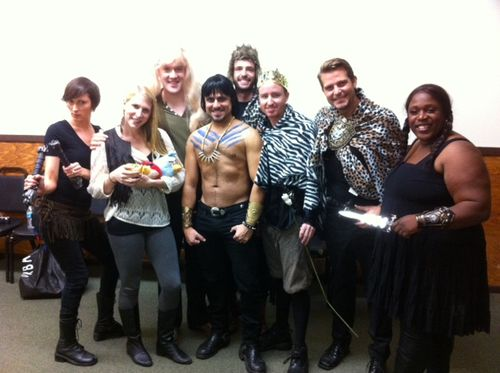 Hunger Game of Thrones cast