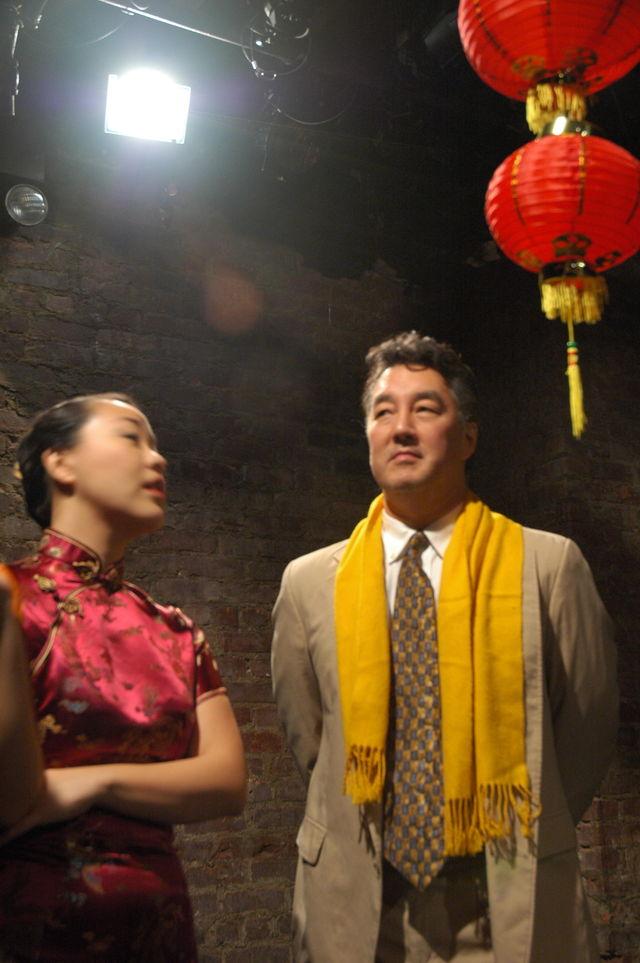 Jessica Ko and Arnold Kim