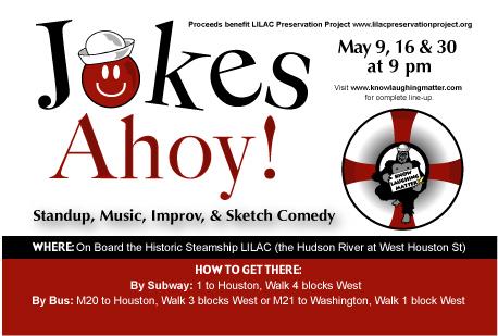 Jokes Ahoy