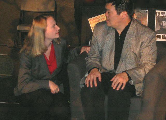 Wen Ho Lee interrogation
